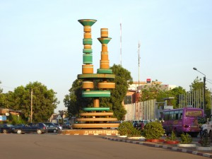 P1030709 Burkina - Ouaga (Place des Cinéastes)