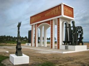 138 Bénin - Ouidah (Au Bout de la Route des Esclaves)