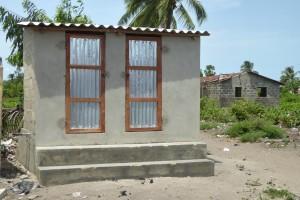 Nos projets solidaires au Bénin - Latrines sèches
