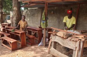 IMG_2252 Bénin - Natitingou (Martin Menuisier au Travail)