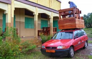 Tourisme solidaire Bénin - Zoul livre