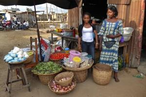 P1010005 Bénin - Cotonou (Julienne Ayi et Georgine)