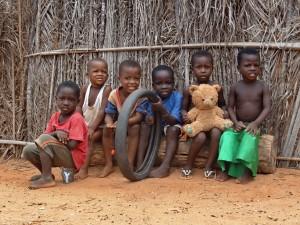 Voyage équitable et responsable au Bénin - Enfants