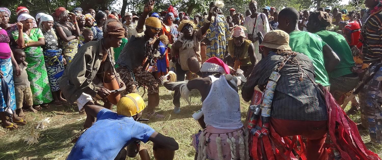 Tourisme solidaire Bénin - Danse Ottamari