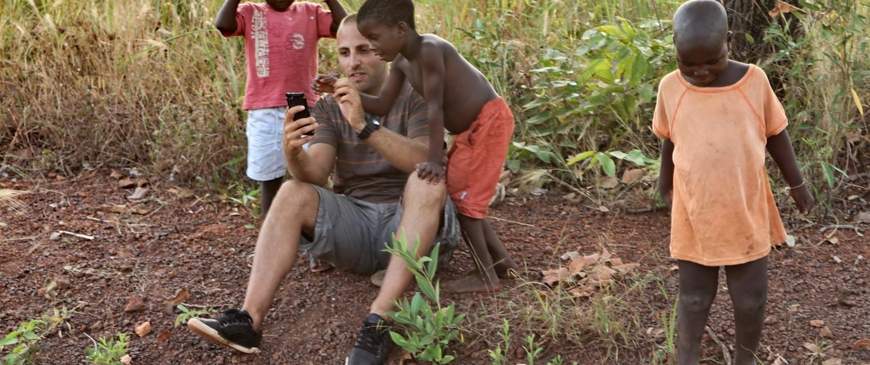 Tourisme solidaire Bénin - Marco et Cécile