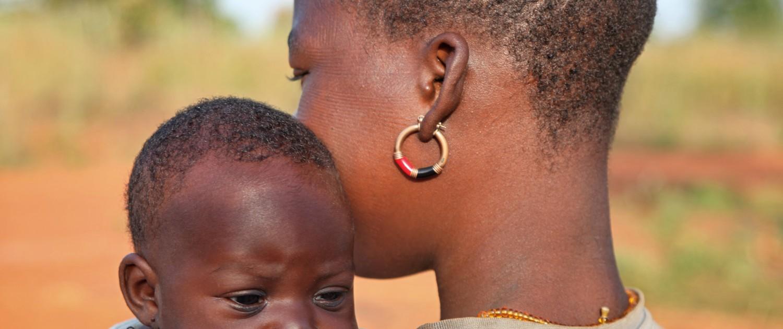 Toursime solidaire Bénin - Maman et bébé