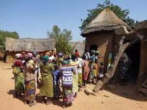 Préparation au voyage solidaire au Bénin