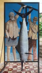 IMG_5477 Cuba - Cojimar (Le Vieil Homme et la Mer)