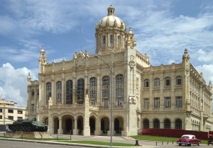 Tourisme équitable Cuba - Musée de la Revolucion