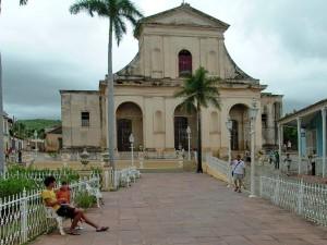 Tourisme équitable Cuba - église à Trinidad