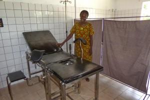 Tourisme solidaire Bénin - Réhabilitation d'une maternité