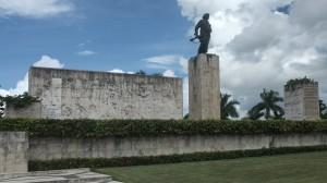 Voyage solidaire Cuba - Esplanade du Ché à Santa-Clara