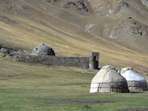 Kirgizstan Voyage14