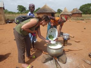 Voyage au Bénin - Aide aux peuhls