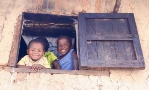 rencontre authentique à Madagascar - Enfants