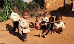 Voyage solidaire à Madagascar - enfants Isorana