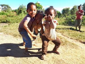 Voyage responsable à Madagascar - Enfants
