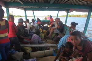 Voyage solidaire à Madagascar - Canal des Pangalanes