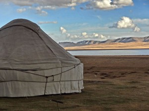 Voyage au Kirghizstan