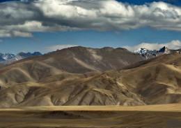 Tourisme solidaire Kirghizstan - Paysage près de Tach Rabat