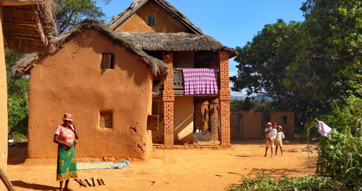 Voyage responsable à Madagascar - Isorana village d'accueil
