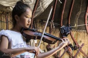 voyage solidaire au Kirghizstan