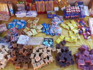 tourisme équitable à Madagascar - Au marché d'Isorana