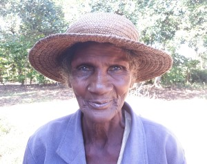 Recontre solidaire - la dame d'Ambalakolitra