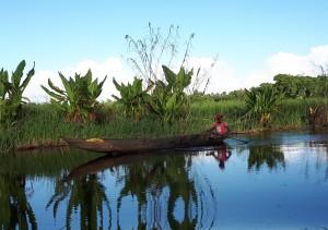 tourisme équitable à Madagascar - De beaux paysages - Canal des Pangalanes