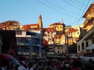 voyage équitable à Madagascar - Antananarivo