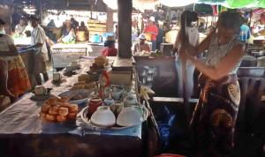 Tourisme solidaire Madagascar - Préparation du petit-déjeuner