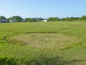 Voyage utile Cuba - Terrain de base-ball à Palenque