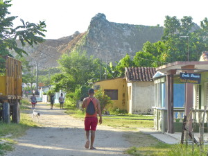 Voyage solidaire Cuba - Ruelle de Palenque