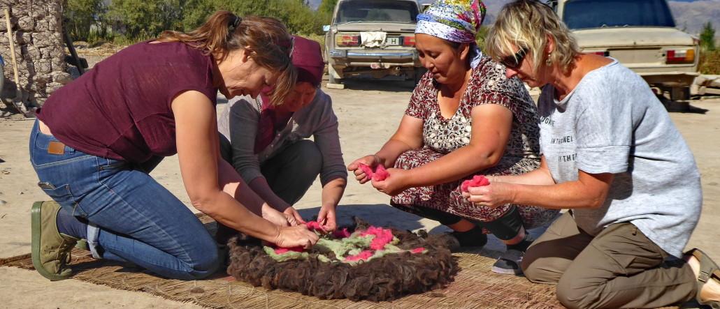 Découverte Kirghizstan - Tourisme solidaire
