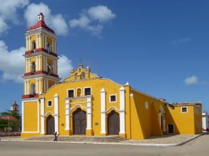 Tourisme solidaire Cuba -Église de Remedios