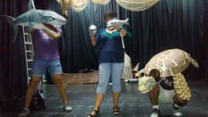 Tourisme équitable Cuba Théâtre de marionnettes