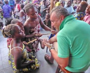 Voyage équitable Bénin - responsable lac Nokoué