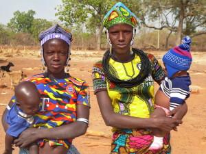 Voyage solidaire Bénin - Femmes Peuhls