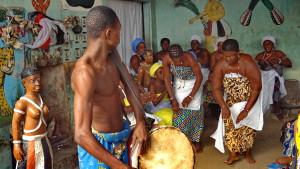 Tourisme équitable Bénin - Vaudou