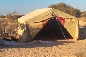 Désert - Tourisme solidaire Tunisie