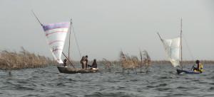 Voyage équitable Bénin - Lac Nokoué