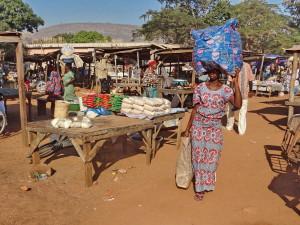 Tourisme solidaire Bénin - Marché Natitingou