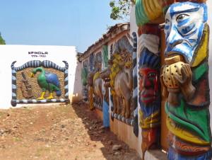 Séjour responsable Bénin - Abomey