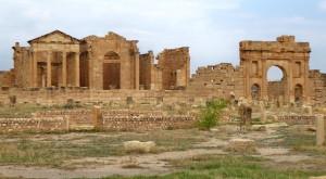 Voyage équitable Tunisie - Sbeitla