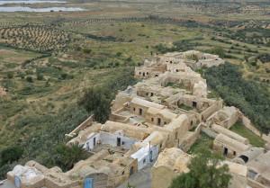 Voyage équitable Tunisie - Village accueil