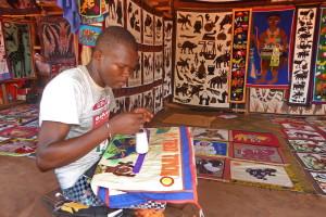 Tourisme solidaire Bénin - Artisanat Abomey