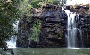 Tourisme solidaire Bénin - chutes de Kota