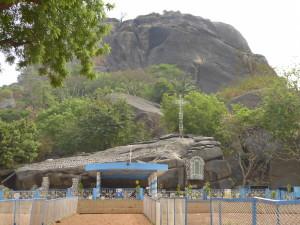 Séjour solidaire Bénin - Grotte de Dassa