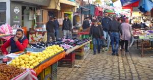 Voyage équitable Tunisie - Souk