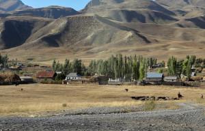 Accueil - Tourisme solidaire Kirghizstan